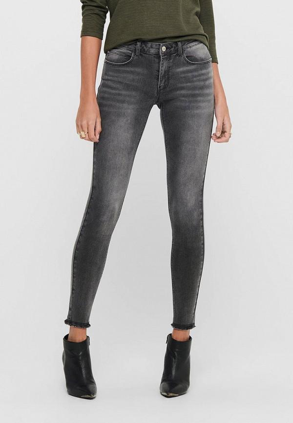 женские джинсы jacqueline de yong, серые