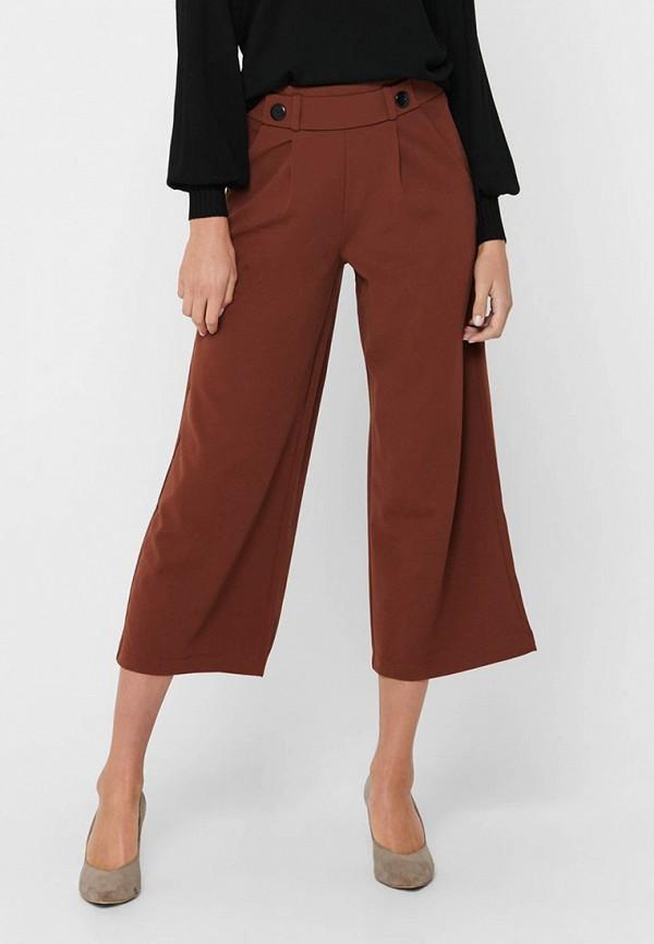 женские брюки jacqueline de yong, бордовые
