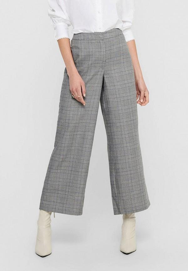 женские повседневные брюки jacqueline de yong, серые