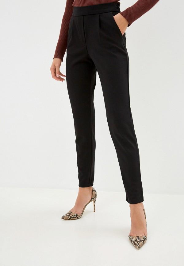 женские классические брюки jacqueline de yong, черные