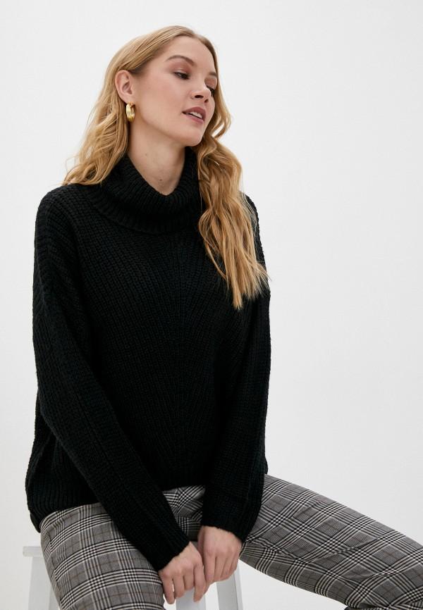 женский свитер jacqueline de yong, черный