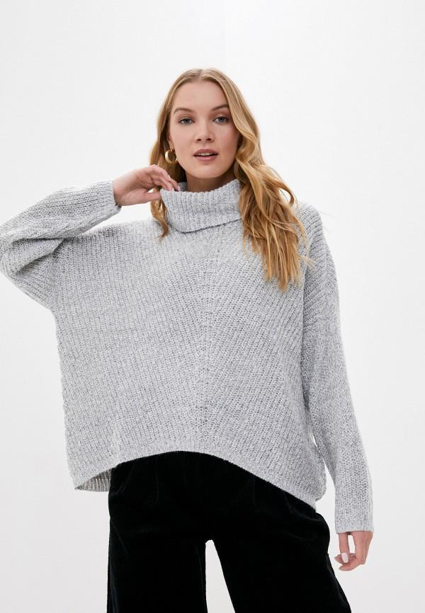 женский свитер jacqueline de yong, серый