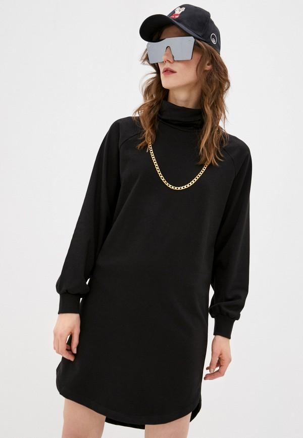 женское платье jacqueline de yong, черное