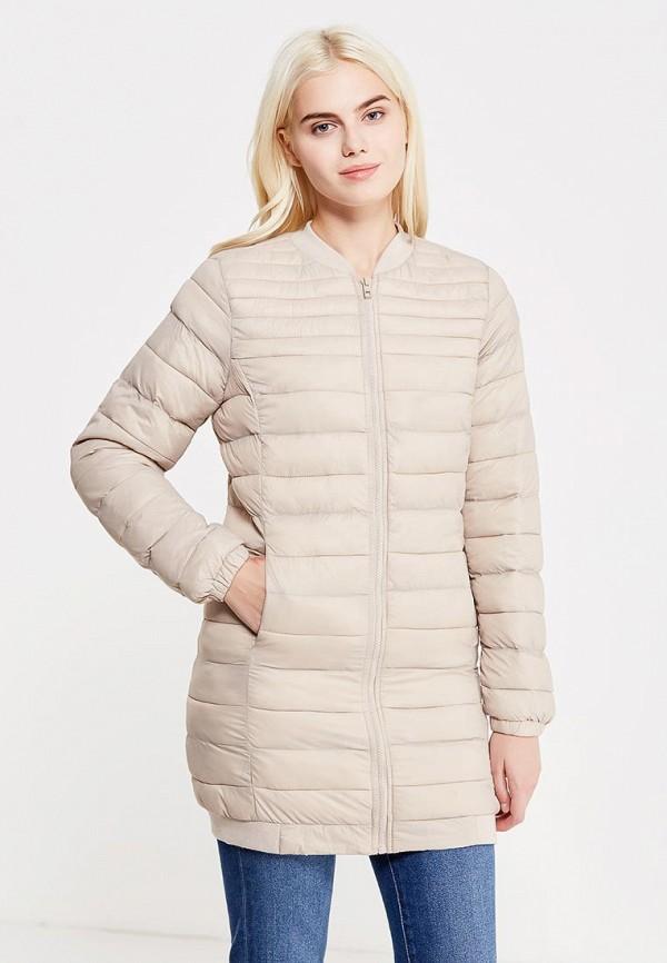Куртка утепленная Jacqueline de Yong Jacqueline de Yong JA908EWVAJ81