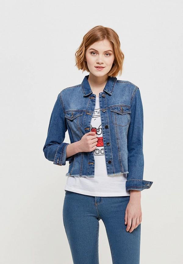 Куртка джинсовая Jacqueline de Yong Jacqueline de Yong JA908EWZNX48