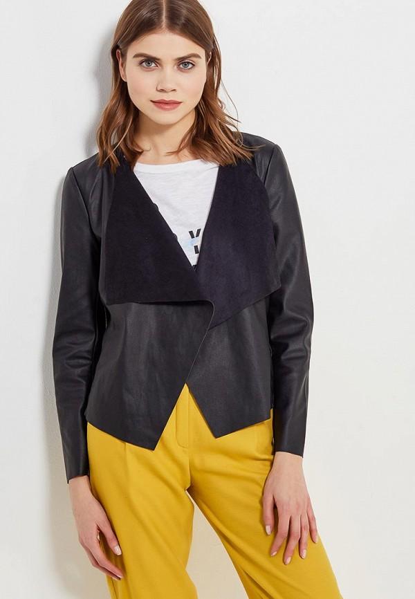 Куртка кожаная Jacqueline de Yong Jacqueline de Yong JA908EWZNX66