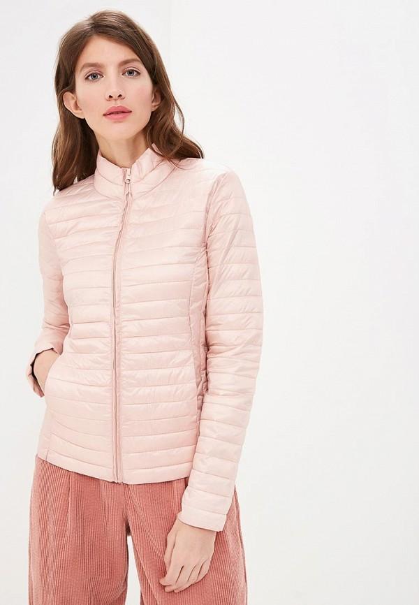 Купить Куртка утепленная Jacqueline de Yong, ja908ewzny82, розовый, Весна-лето 2019