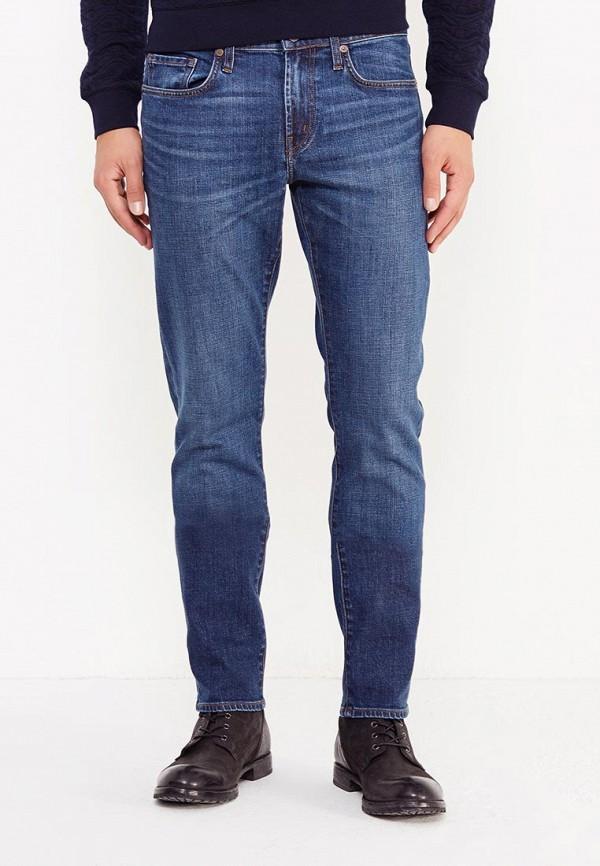 Фото - мужские джинсы J Brand синего цвета