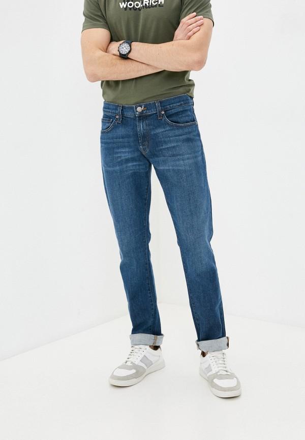 мужские прямые джинсы j brand, синие