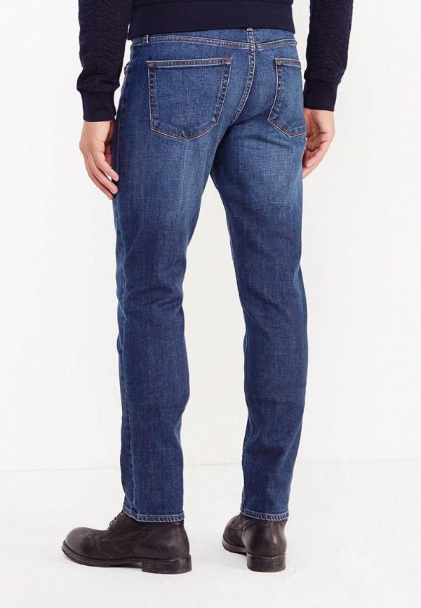 Фото 3 - мужские джинсы J Brand синего цвета