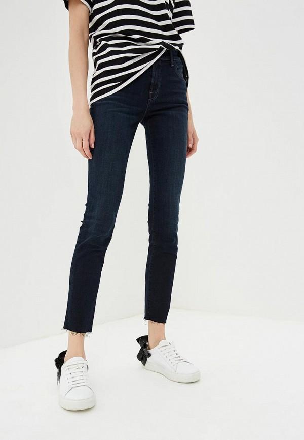 Фото - женские джинсы J Brand синего цвета
