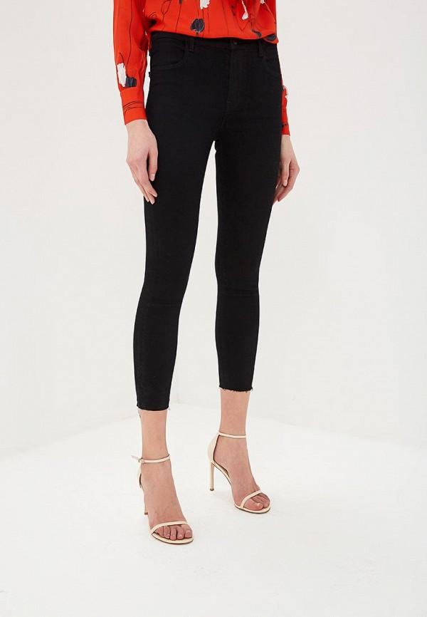 женские джинсы j brand, черные