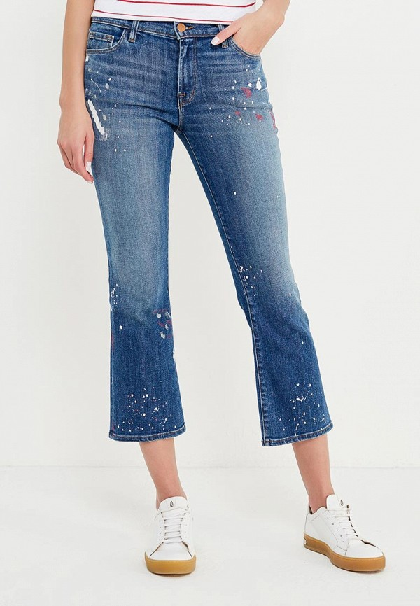 мужские джинсы клеш j brand, синие