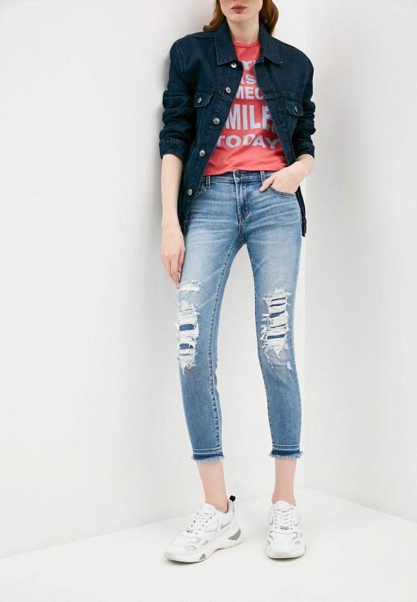 мужские джинсы j brand, голубые