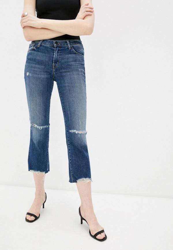 женские джинсы j brand, синие
