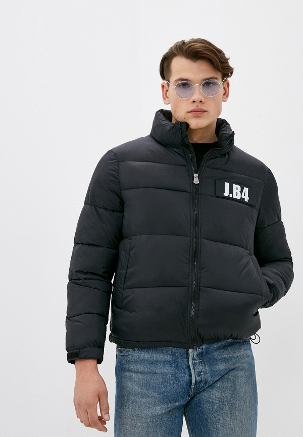 мужская куртка j.b4, черная