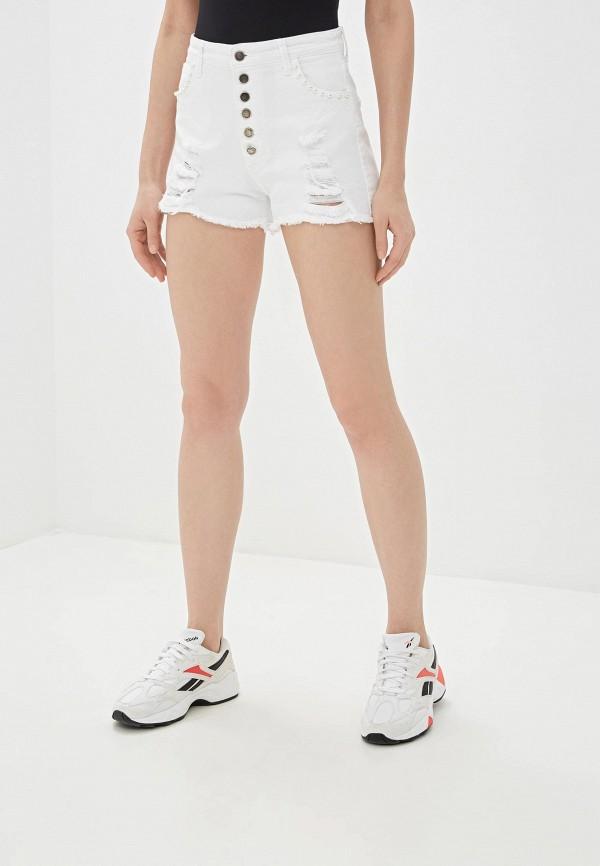 Шорты джинсовые J.B4