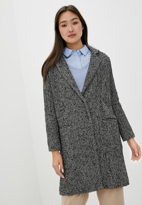 женское пальто j.b4, серое