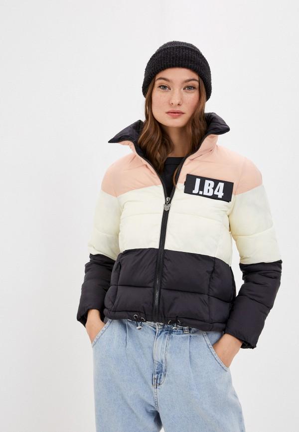 женская куртка j.b4, разноцветная