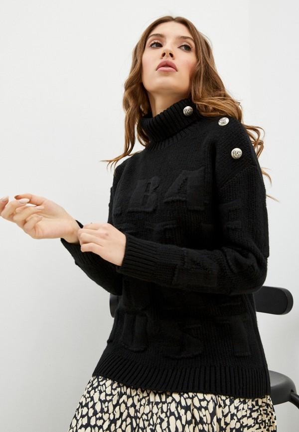 женский свитер j.b4, черный