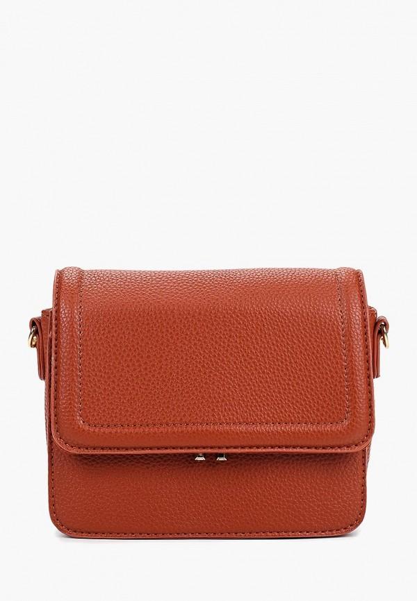 женская сумка jennyfer, коричневая