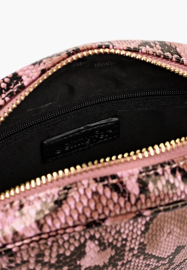 Фото 3 - Сумку поясная Jennyfer розового цвета
