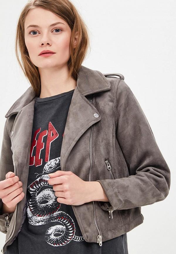 Куртка кожаная Jennyfer Jennyfer JE008EWBIUJ6