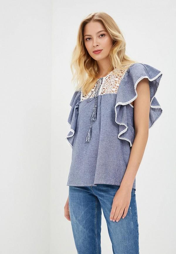 Блуза Jennyfer Jennyfer JE008EWBPAF4 цена
