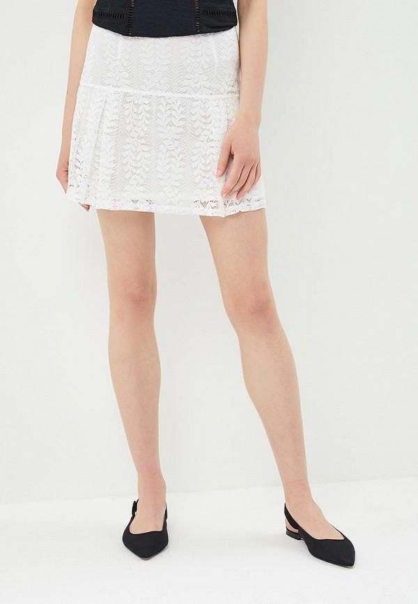 женская юбка jennyfer, белая