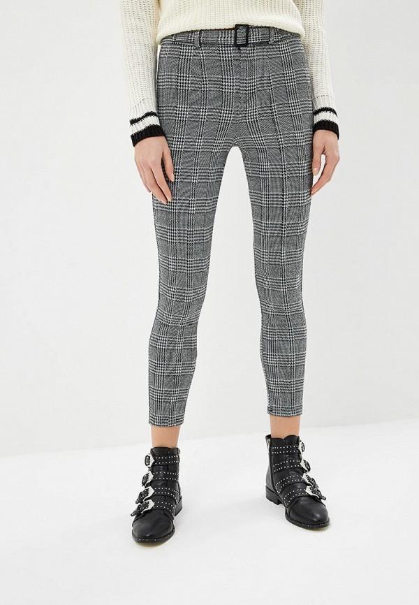 женские повседневные брюки jennyfer, серые