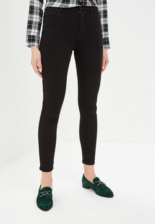 женские повседневные брюки jennyfer, черные