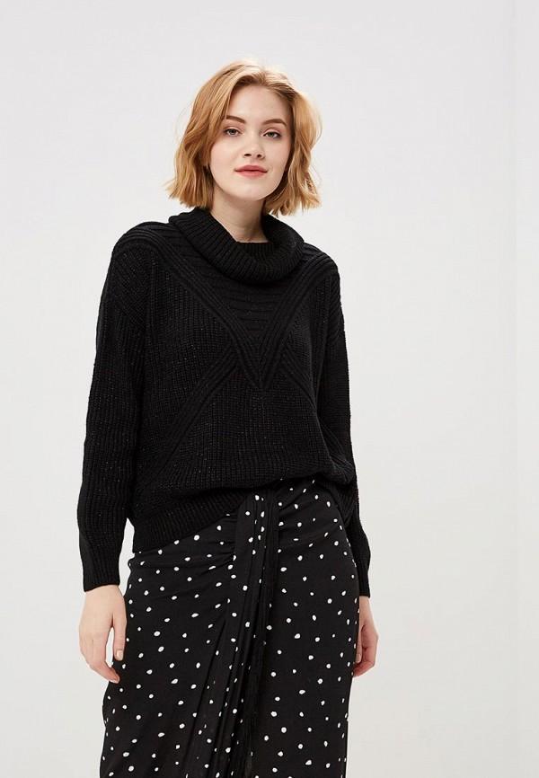 женский свитер jennyfer, черный