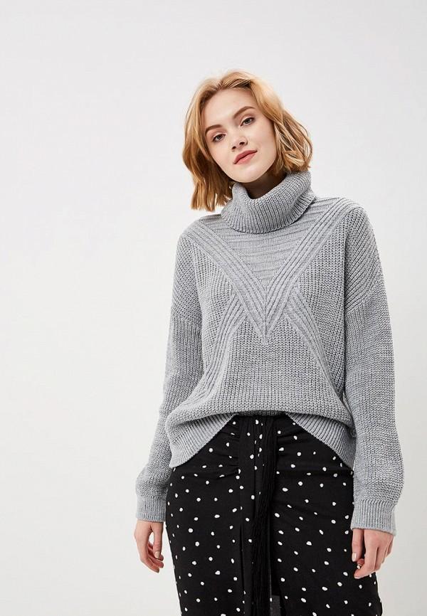 женский свитер jennyfer, серый