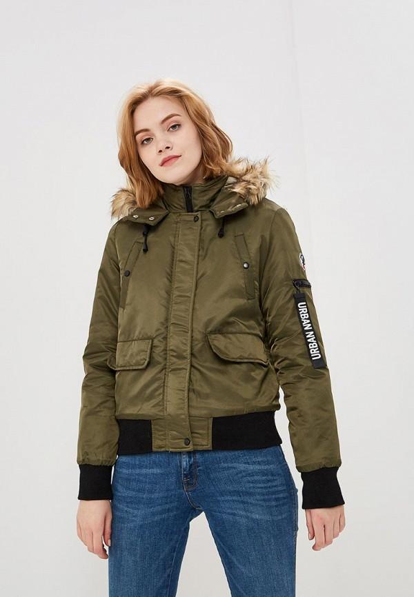 Куртка утепленная Jennyfer Jennyfer JE008EWDMFV1 цена и фото