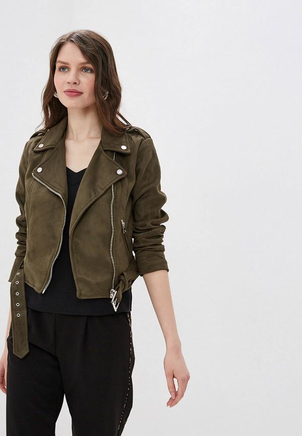 Куртка кожаная Jennyfer Jennyfer JE008EWFHSL0 цена и фото