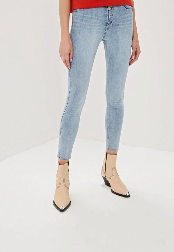 женские джинсы jennyfer, голубые