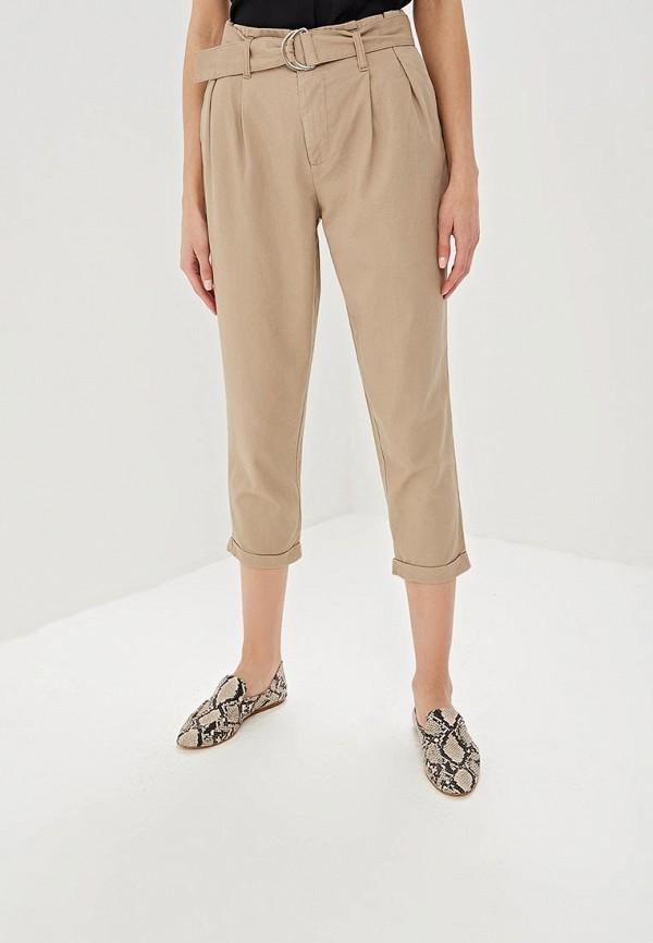 женские повседневные брюки jennyfer, бежевые