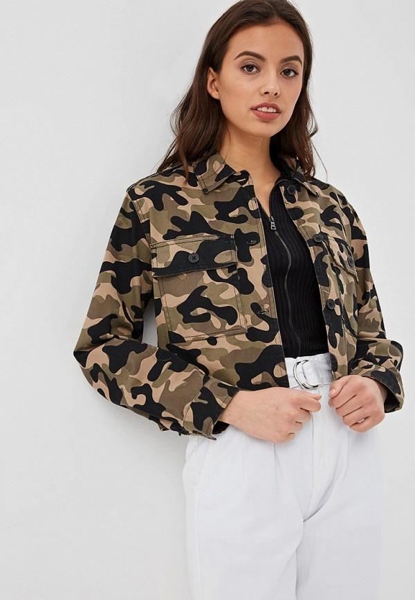 Куртка Jennyfer Jennyfer JE008EWFHSN4 цена и фото