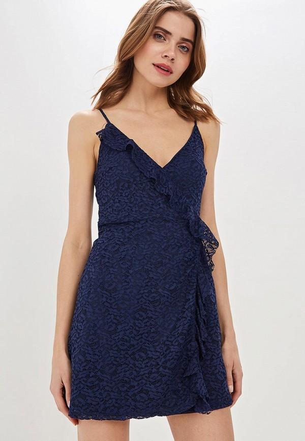 женское вечерние платье jennyfer, синее
