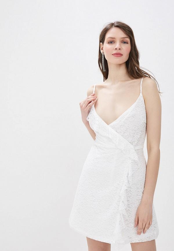 женское повседневные платье jennyfer, белое