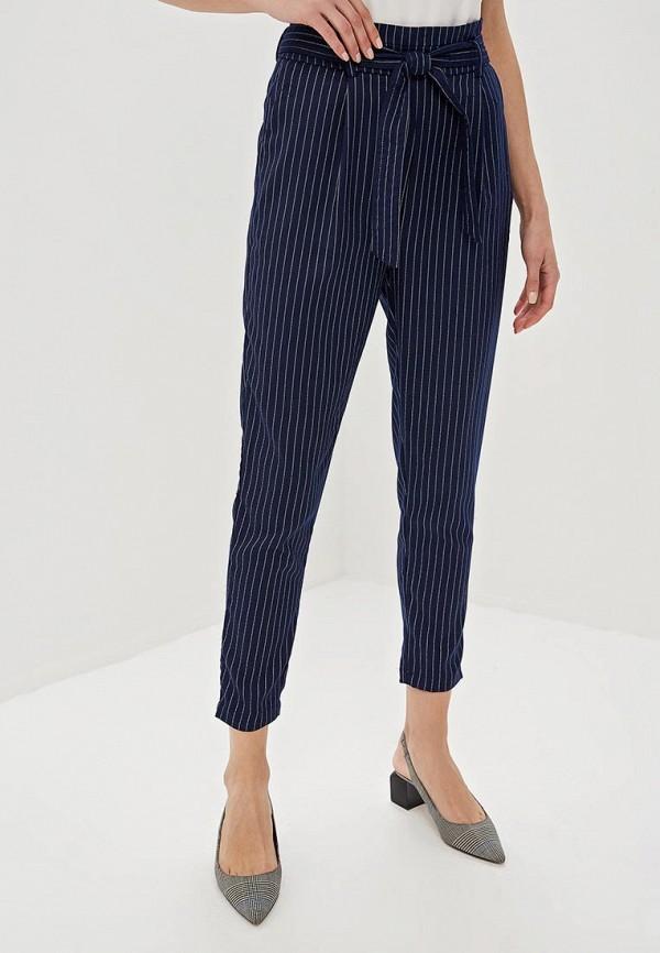 женские повседневные брюки jennyfer, синие