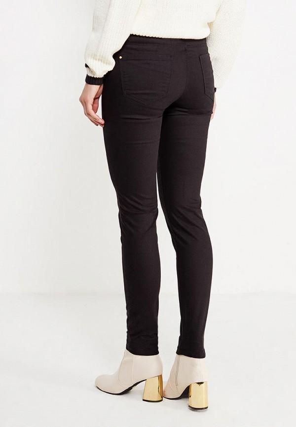 Фото 3 - женские брюки Jennyfer черного цвета