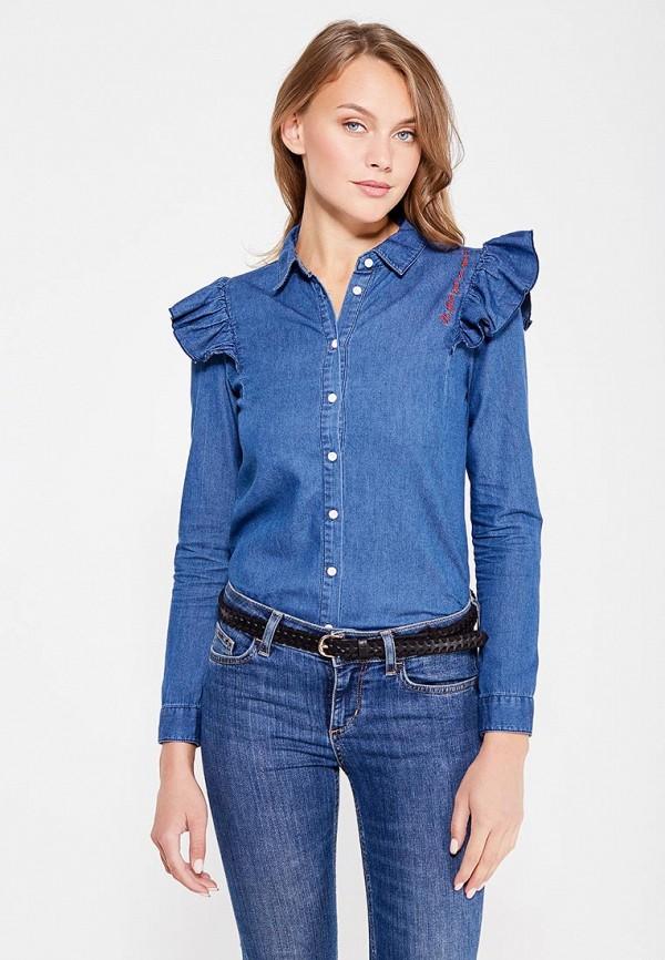 Рубашка джинсовая Jennyfer Jennyfer JE008EWWME39