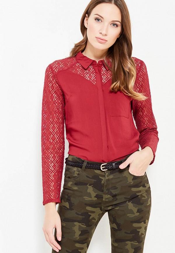 Блуза Jennyfer Jennyfer JE008EWYDY52 блуза тренд радужный блеск цвет бордовый