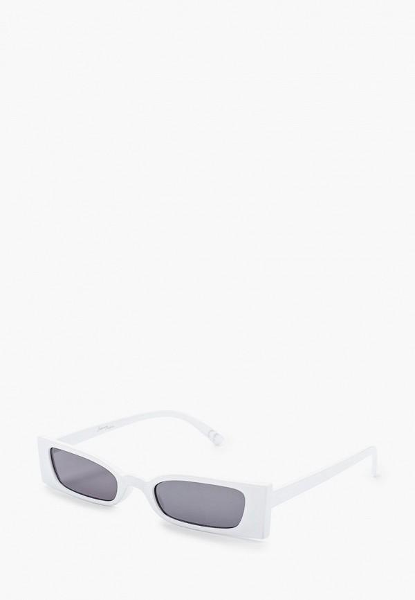 женские солнцезащитные очки jeepers peepers, белые