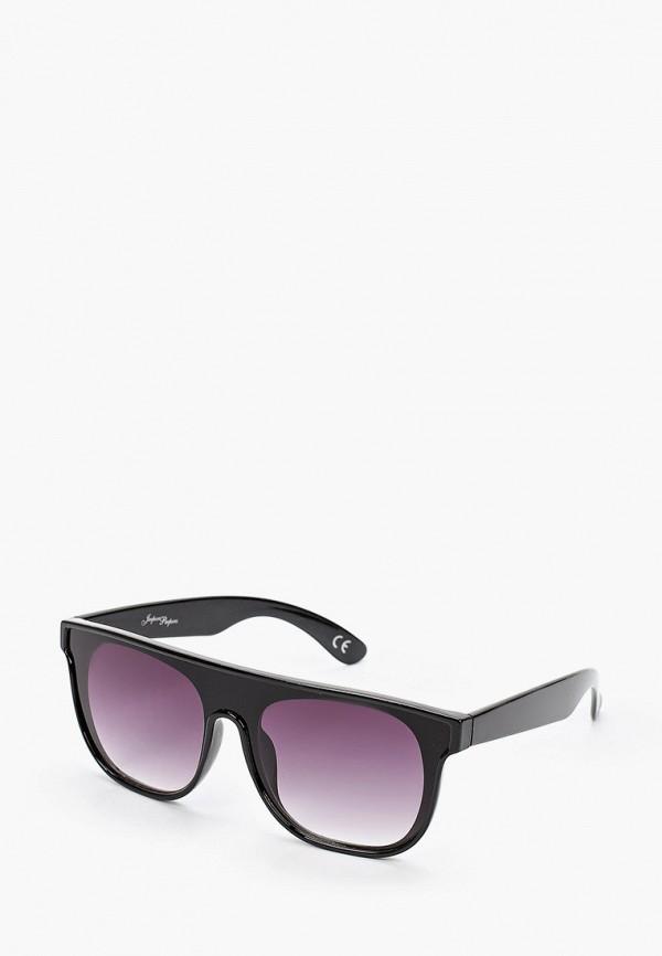 женские квадратные солнцезащитные очки jeepers peepers, черные