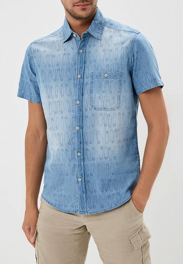 Рубашка джинсовая J. Hart & Bros J. Hart & Bros JH001EMAYSI0 рубашка джинсовая j hart