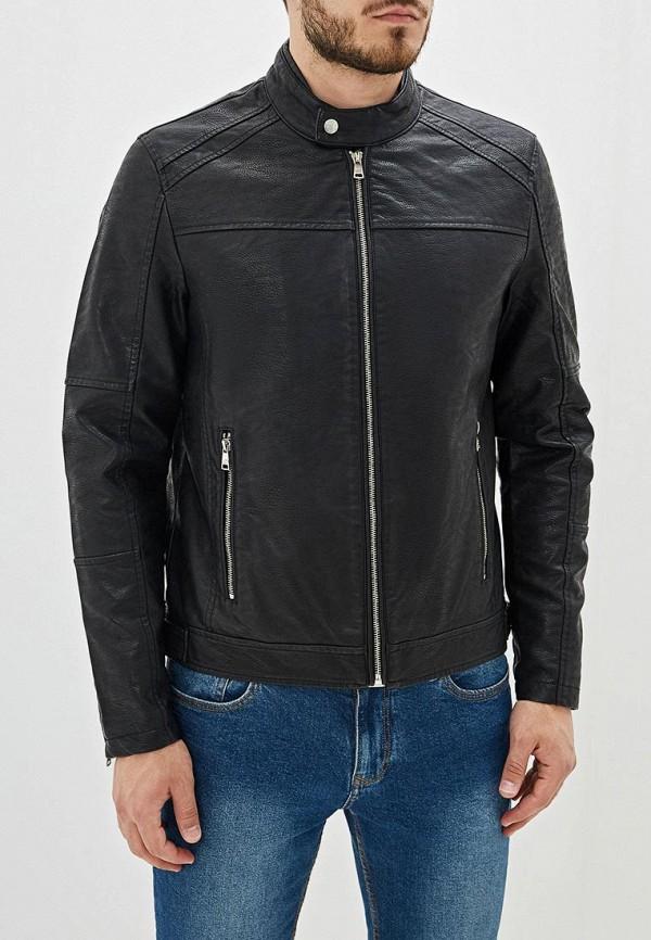 Куртка кожаная J. Hart & Bros J. Hart & Bros JH001EMENUQ8 куртка утепленная j hart