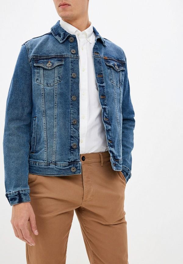 Куртка джинсовая J. Hart & Bros J. Hart & Bros JH001EMGKSG1 джемпер j hart
