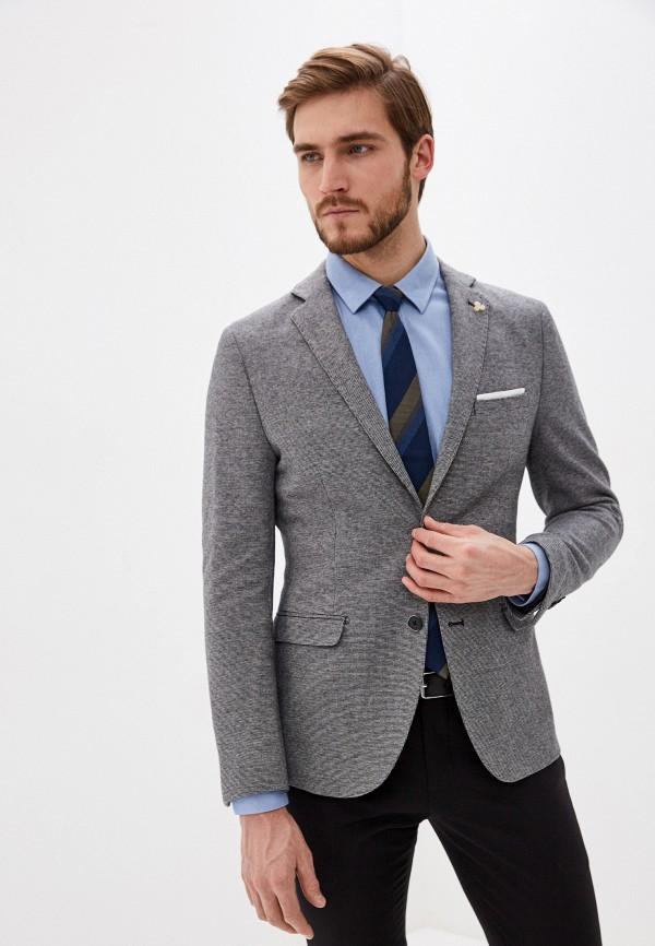 мужской пиджак j. hart & bros, синий